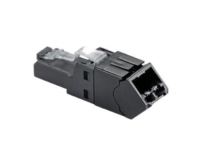 <FP6X88MTG> CONECTOR CAT. 6A UTP (HEMBRA-MACHO) - PANDUIT