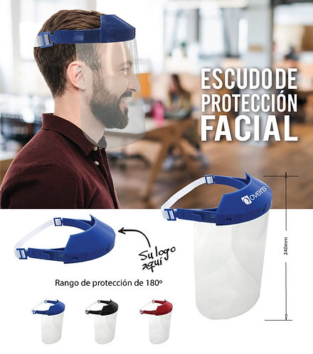 Visor de Proteccion Facial