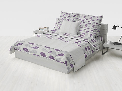 Set Sábanas Vintage Violet