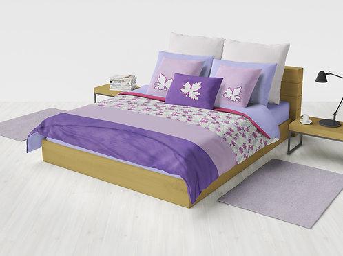 Cobertor Microcuero Maple