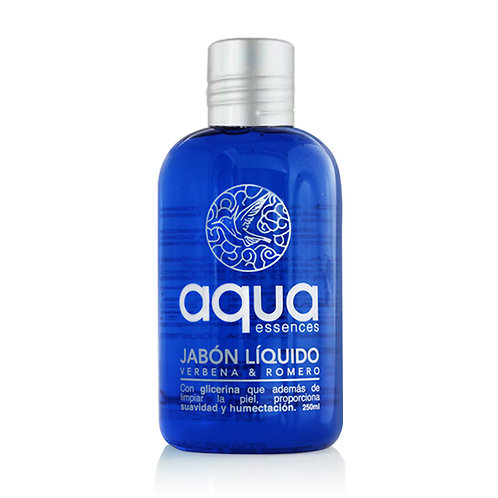 Jabón Líquido Aqua 250 ml