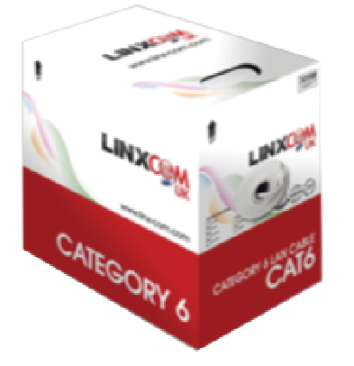 <UTP6LSZH305> CABLE UTP PARA INTERIORES CAT. 6 - LINXCOM