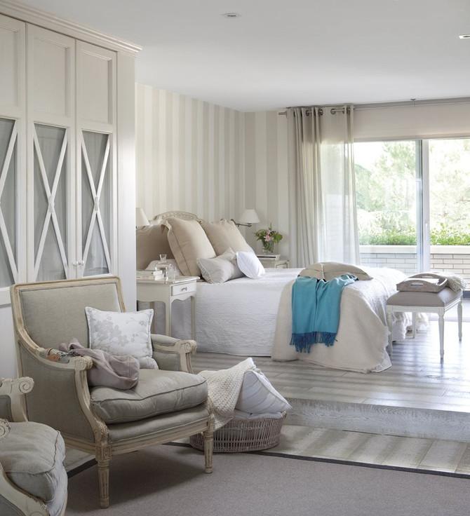 15 pasos para transformar el dormitorio principal en un oasis de relax