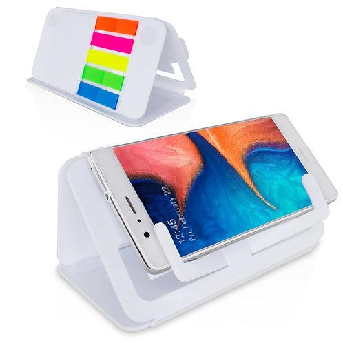 Soporte de Celular con mini stickies