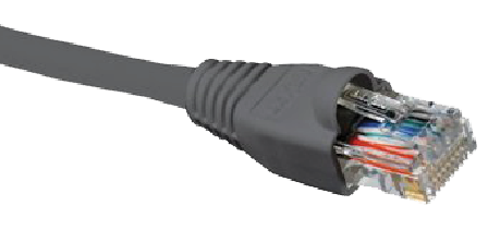 <UTP6SCPCGY3FTLS> PATCH CORD DE COBRE CAT. 6 3 PIES GRIS- LINXCOM