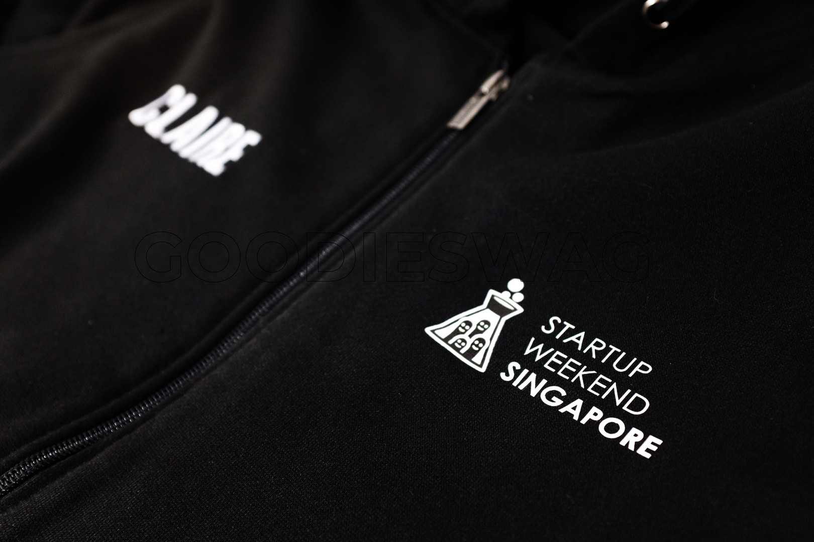 Startup Weekend Jacket Merchandise