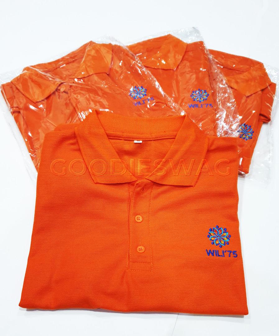 Custom Poloshirt Jakarta Souvenir Promosi Perusahaan