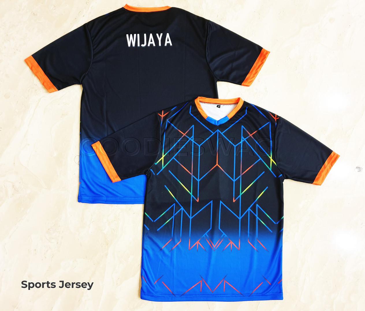 Custom Sports Jersey Sublim