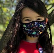 girl with dinosaur face mask outside (3).jpg