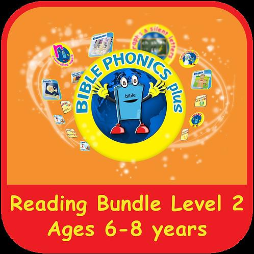 Bible Phonics Plus Level 2 App