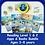 Thumbnail: Bible Phonics Plus Level 1 & 2 Apps & Books Bundle