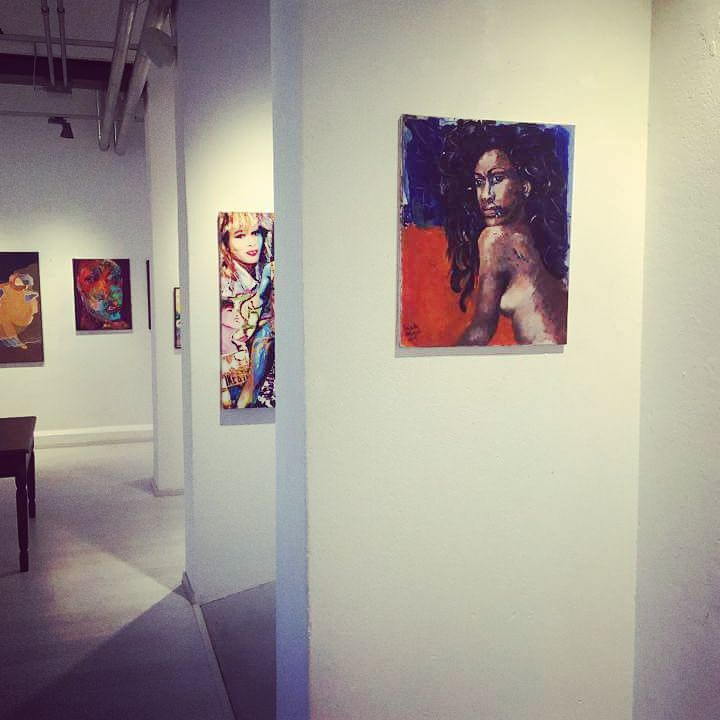 The Florence Exhibition by Michelle Litter Gavrielov