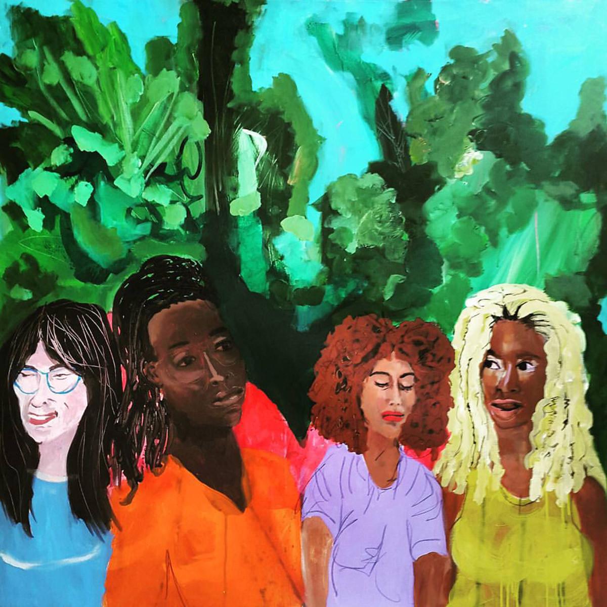 The  Harlem Exhibition by Michal Litter Gavrielov