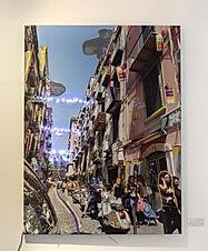 Napoli city lights