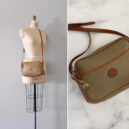 Olive Tan Dooney & Bourke Handbag