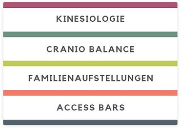 Cranio-Kinesiologie-Access Bars-Aufstell