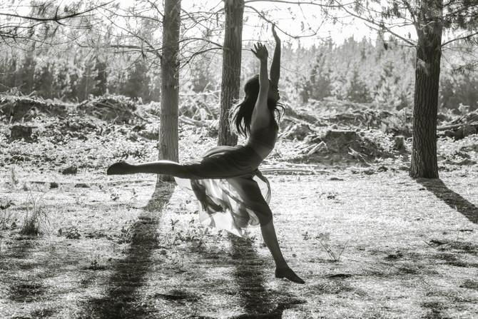 Ariana, the Dancer