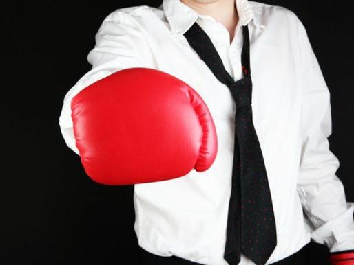 プロキックボクサーでも、国家公務員一種合格!
