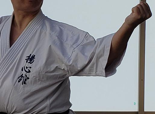 揚心館カラテ『観空小(カンクウショウ)』の研究