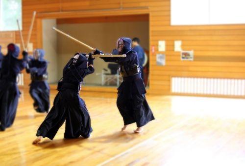 剣道一筋、多摩のキックボクシングから剣道の道を一度リセット・リフレッシュ