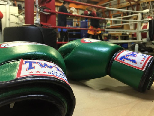 多摩市のキックボクシングのテクニック集