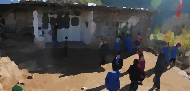 köy öğretmeni / Şenol Yazıcı
