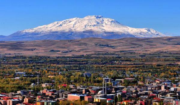Erciş, Süphan Dağı, Van, Ağrı