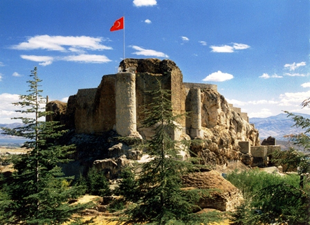 Elazığ , Harput Kalesi