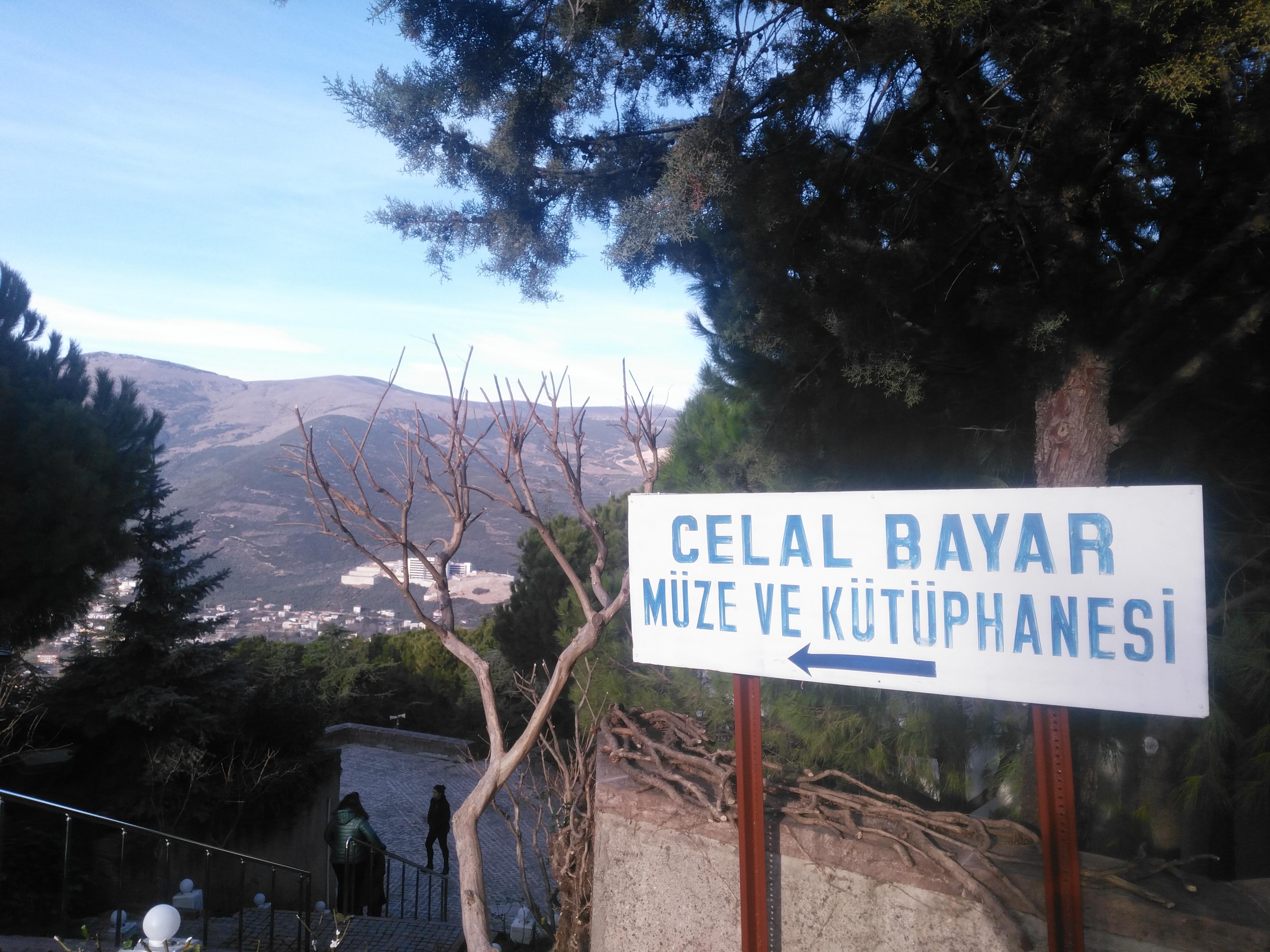 Aycan Aytore I Celal Bayar Müzesi