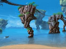 Akdeniz'de Bir Ada