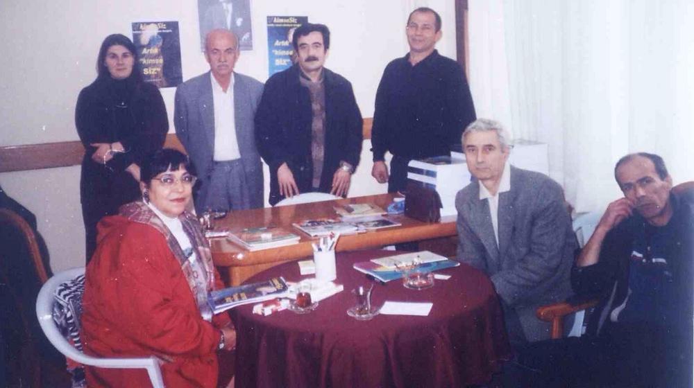 KimseSİZ dergisi- 2003- Bahri Çokkardeş