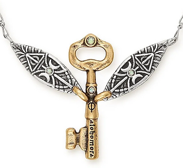 Alohomora designed by Emily Lopuch for Alex and Ani and Warner Bros.
