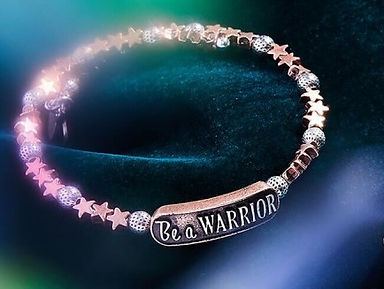 Wrinkle in Time Be A Warrior jewelry designed by Emily Lopuch for Alex and Ani and Disney.
