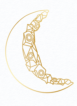 Crescent Moon designed by Emily Lopuch for Alex and Ani.