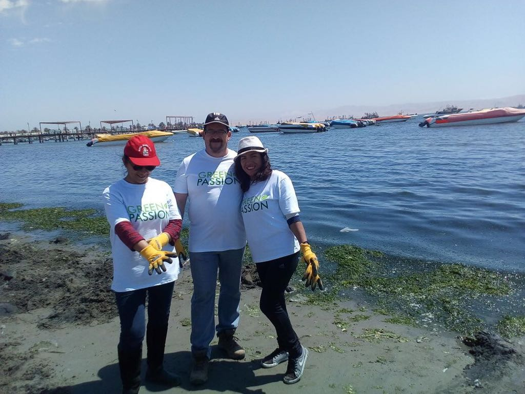 Voluntariado Green Passion ONG