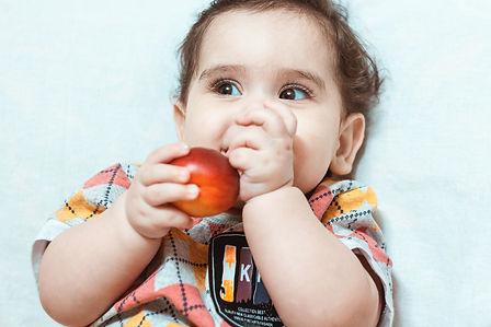 תזונת תינוקות בשנה הראשונה