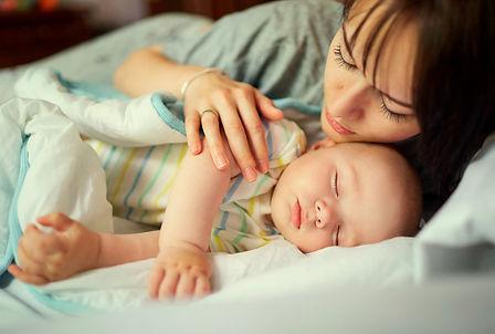 טקס לשינה טובה מלידה