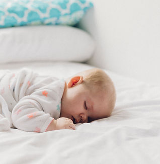 נרדם בכוחות עצמו! מה הגיל שאפשר להתחיל?