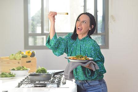בית בריא – על האופן בו תוכלו ליצור מערכת יחסים בריאה עם מזון בתוך הבית