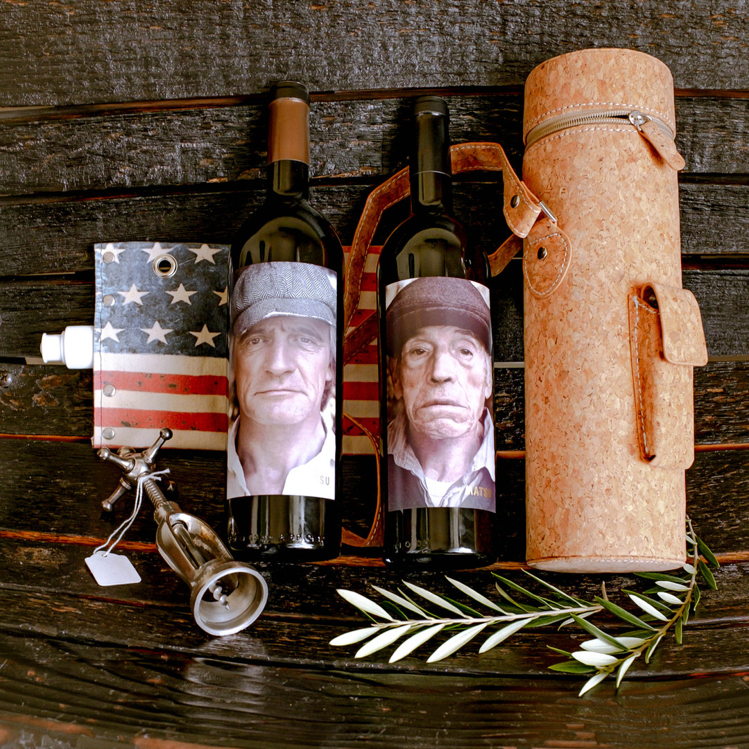 Gifts for dad on father's day or any day! There are an abuncance of products such as flasks, wine carriers, cork screws, craft beer books and more in our gift shop.