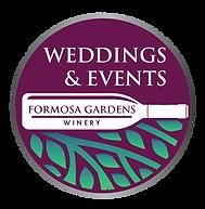 Island Grove Winery Formosa Gardens Wedd