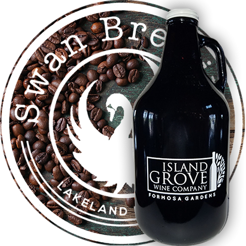 Full Growler of The Bean