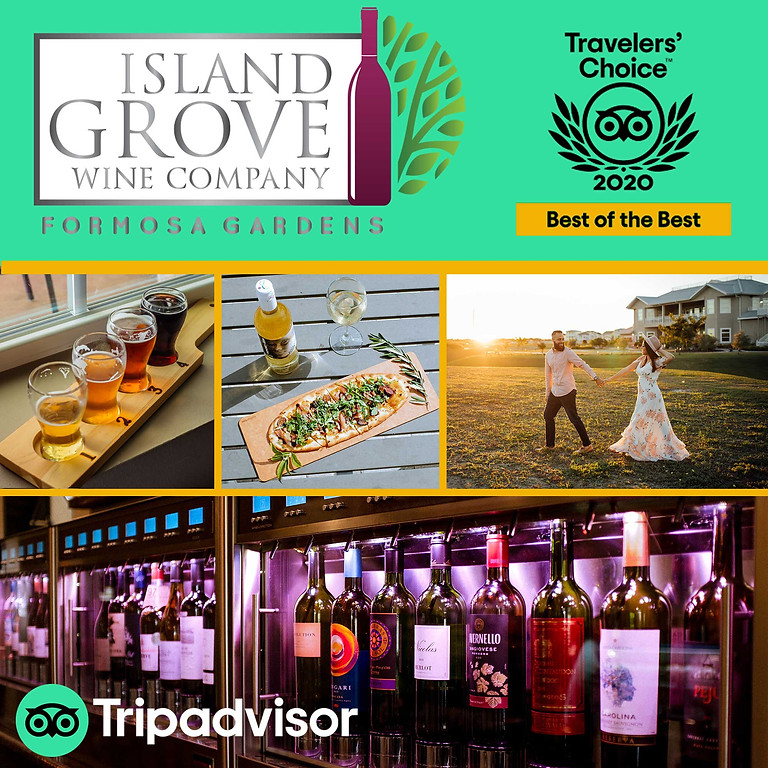 We Won Tripadvisor's 2020 BEST OF THE BEST AWARD!