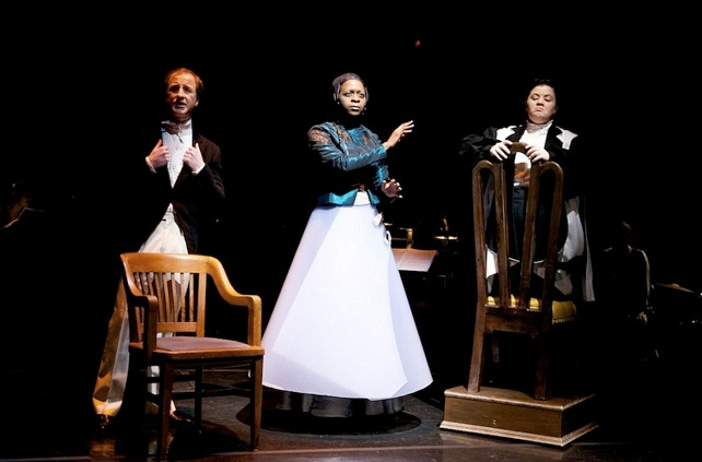 Darwin: Endless Forms Most Beautiful Opera, Concordia Theatre