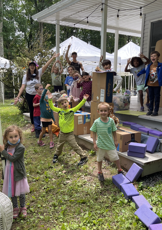 Chi Hive Art Camp