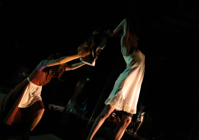 The Maids, CalArts Theater