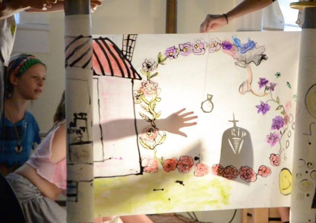 The Chi Hive, River Kid Art Camp
