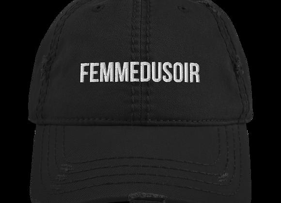"FemmeDuSoir ""FemmeDuSoir"" Dad Hat"