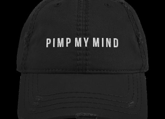 "FemmeDuSoir ""Pimp My Mind"" Dad Hat"