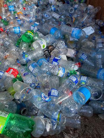 one love plastic bottles.JPG